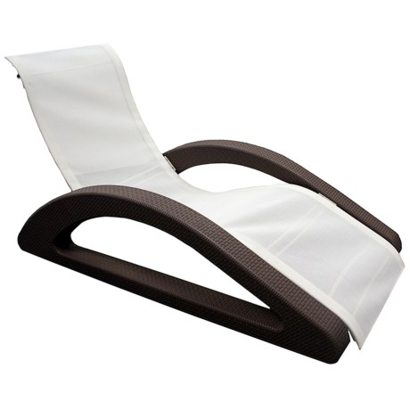 SwimWays Riviera Chaise Pool and Patio Lounger