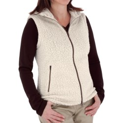 Royal Robbins Snow Wonder Fleece Vest - Hooded, Full Zip (For Women)