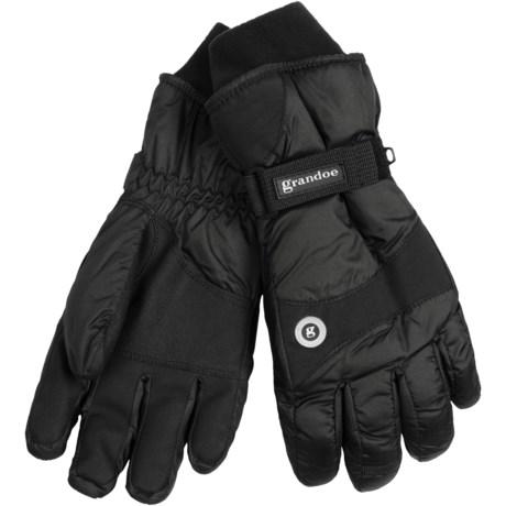 Grandoe Blazer ThermaDry Gloves - Waterproof (For Men)