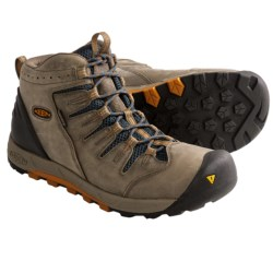 Keen Bryce Mid Hiking Boots - Waterproof, Leather (For Men)