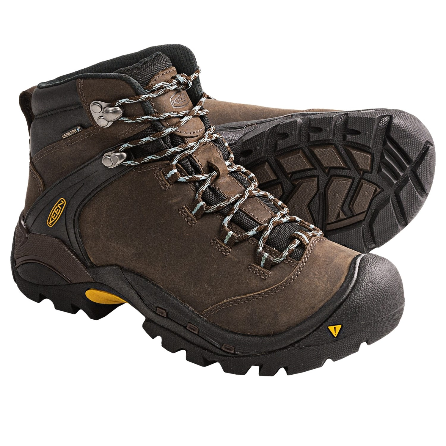 Keen Ketchum Leather Hiking Boots (For Women) 6741N