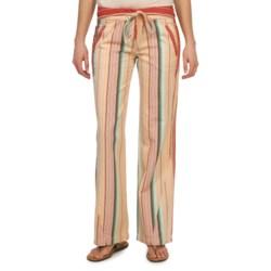 dylan Woven Drawstring Pants (For Women)