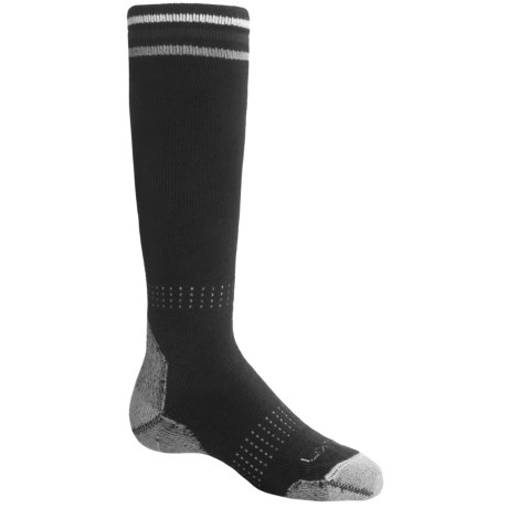 Lorpen Ski Socks - Midweight, Over-the-Calf (For Kids and Youth)