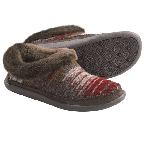 Woolrich Lucy Creek Slipper Shoes (For Women)