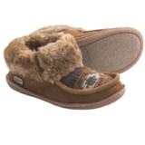 Woolrich Autumn Ridge Slipper Shoes - Suede (For Women)