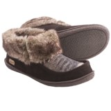 Woolrich Autumn Ridge Slipper Shoes - Suede (For Women)