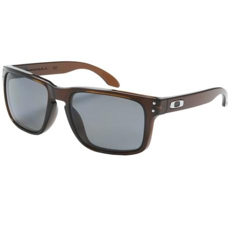 Oakley Holbrook Sunglasses - Polarized