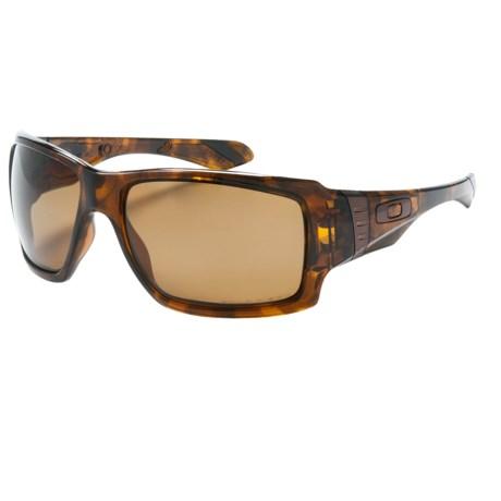 Oakley Big Taco Sunglasses - Polarized