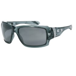 Oakley Big Taco Sunglasses - Iridium® Lenses