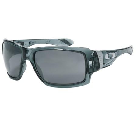 Oakley Big Taco Sunglasses - Iridium® Lenses 6753M - Save 38%