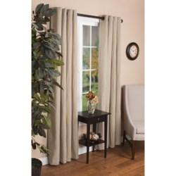 "United Curtain Co . Park Square Curtains - 108x84"", Grommet Top"