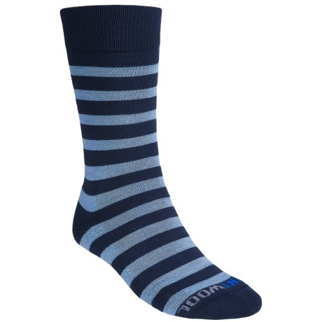 Kentwool 19th Hole Collection Golf Socks - Striped, Merino Wool (For Men)