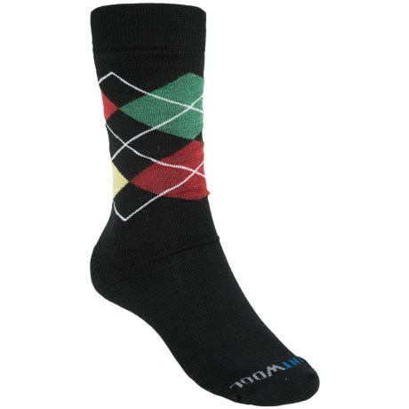 Kentwool 19th Hole Collection Golf Socks - Argyle, Merino Wool (For Men)