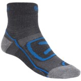 Keen Zip Hyperlite Socks - Merino Wool, Quarter-Crew (For Men)