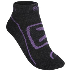 Keen Zip Hyperlite Low Cut Socks - Merino Wool (For Women)