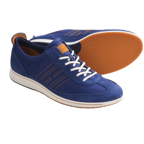 ECCO Jogga Shoes - Suede-Textile (For Men)