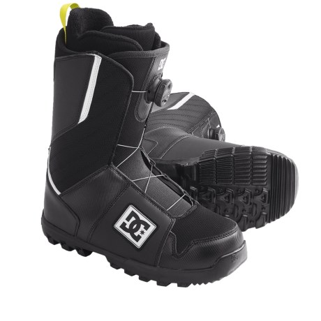 DC Shoes Scout BOA® Lace Snowboard Boots (For Men)