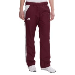 Russell Athletic Active Track Pants - Drawstring Waist (For Women)