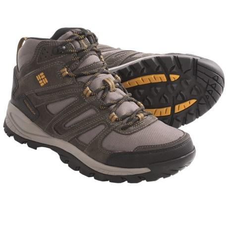 Columbia Sportswear Big Cedar Hiking Boots - Waterproof (For Men)