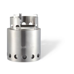 Solo Stove Stainless Steel Stove