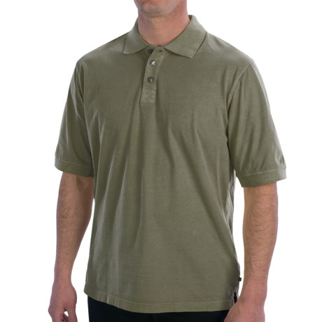 True Grit Buffalo Nickel Polo Shirt - Short Sleeve (For Men)