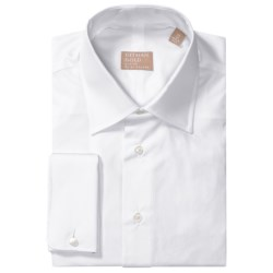 Gitman Brothers Fine Broadcloth Dress Shirt - French Cuffs, Long Sleeve (For Men)