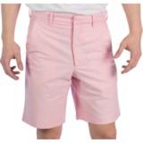 Corbin Cotton Oxford Shorts (For Men)