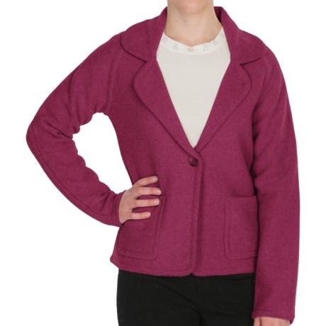 Pendleton Aidan Cardigan Sweater - Boiled Lambswool (For Women)