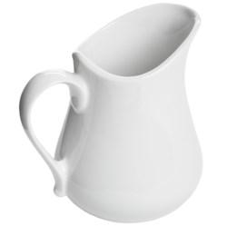 Apilco French Porcelain Pitcher - 21 fl.oz.