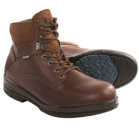 Nice Work Boots - Review of Wolverine DuraShocks Slip-Resistant ...
