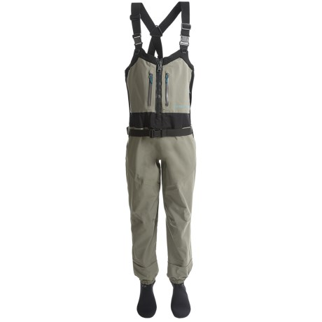 Redington Sonic-Pro Waders - Stockingfoot, Front Zip (For Women)