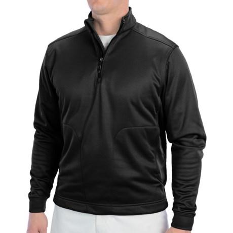Callaway High-Performance Shirt - Zip Neck, Long Sleeve (For Men)
