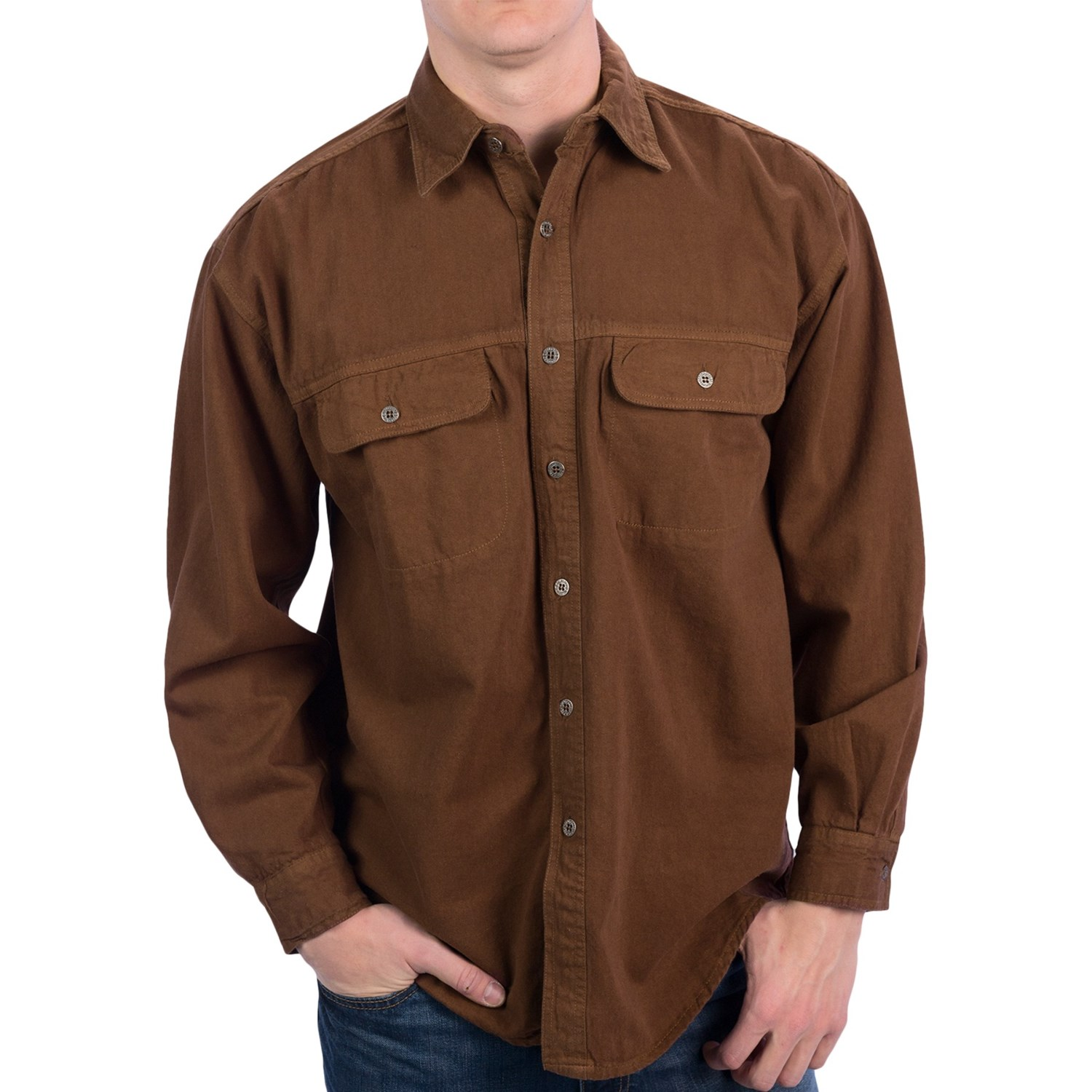 Basic Button Up Shirt For Men 6801f Save 60