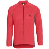 Canari Flash Cycling Jersey - Full Zip, Long Sleeve (For Men)