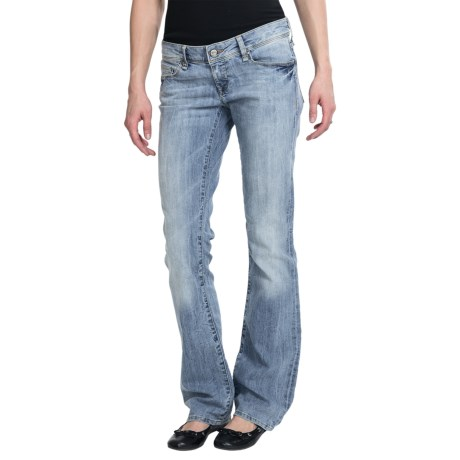 Mavi Bella Jeans - Low Rise, Slim Bootcut (For Women)