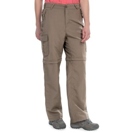 Stillwater Supply Co . Nylon Convertible Pants - UPF 40+ (For Women)