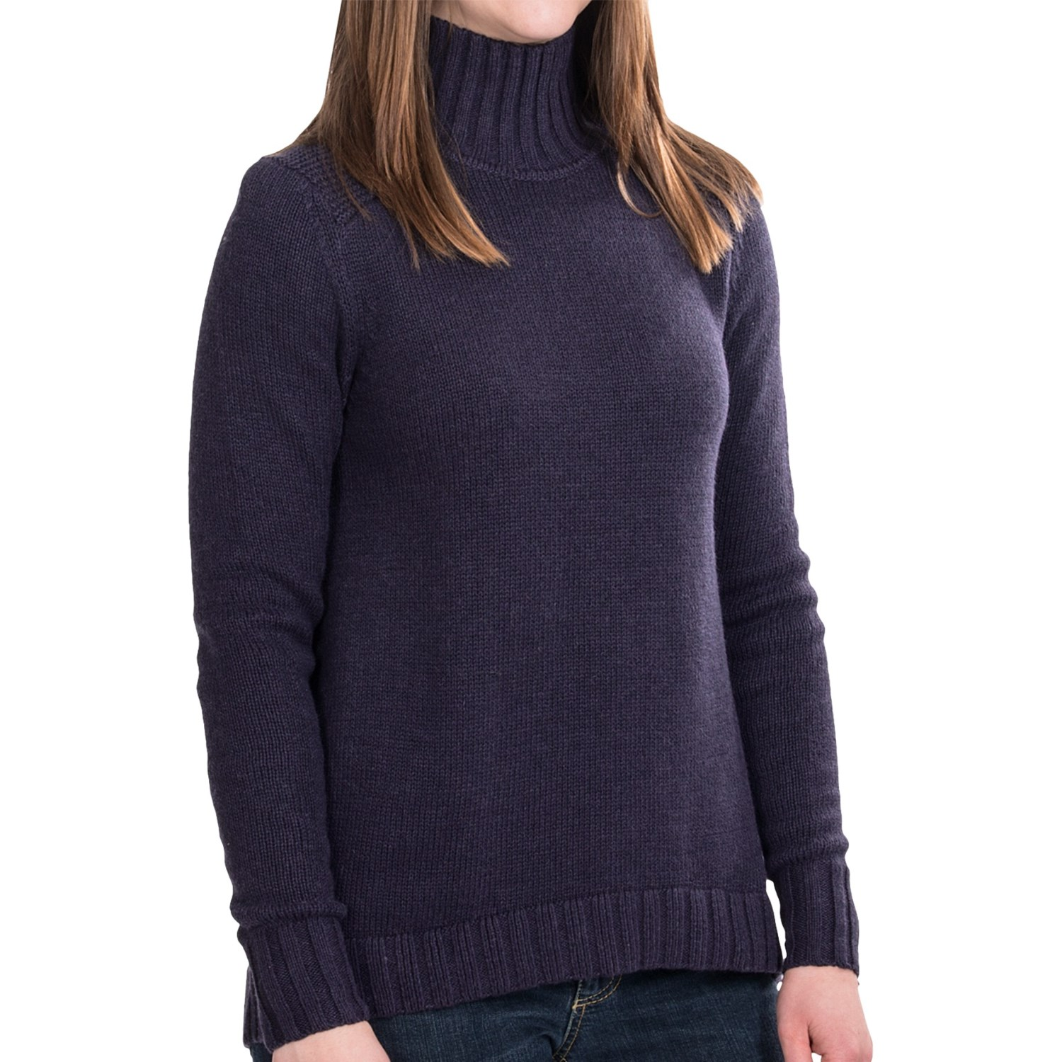 Lilla P Novelty Turtleneck Sweater (For Women) 6810H