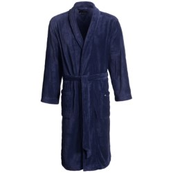 Tommy Hilfiger Plush Robe - Long Sleeve (For Men)