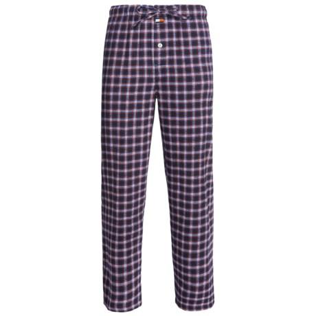 Tommy Hilfiger Flannel Sleep Bottoms - Cotton (For Men)