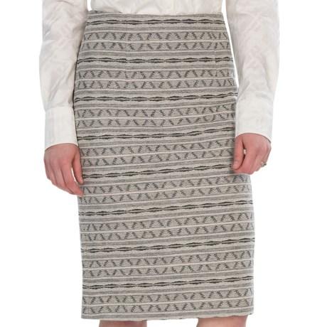 Pendleton Pine Valley Jacquard Skirt - Wool (For Women)