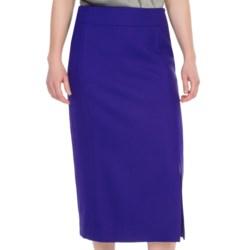 Pendleton Debonair Skirt - Worsted Wool Crepe (For Women)