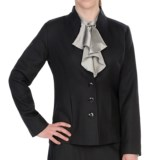 Pendleton Worsted Crepe Quimby Jacket (For Women)