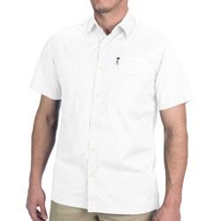 JKL Woven Shirt - Short Sleeve (For Men)