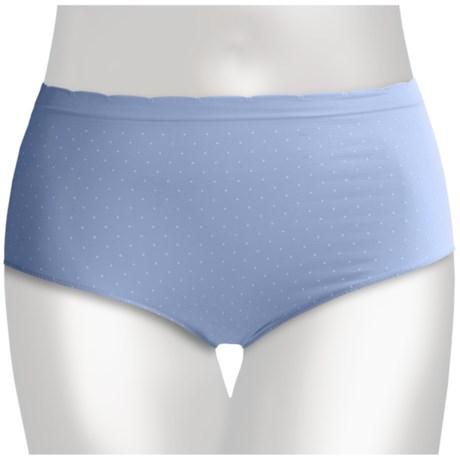 Ellen Tracy Seamless Panties - Full-Cut Briefs (For Women)