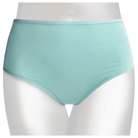 Ellen Tracy Microfiber Full Briefs - Underwear (For Women)