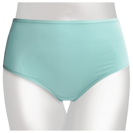 Ellen Tracy Microfiber Full Briefs - Underwear (For Women)