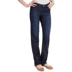 Christopher Blue Madison Venice Jeans - Straight Leg (For Women)