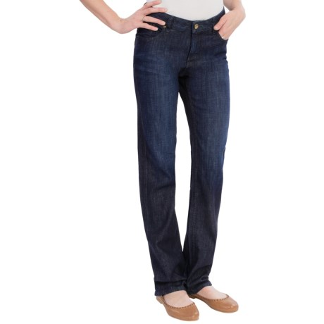 Christopher Blue Madison Venice Jeans - Straight Leg (For Women)