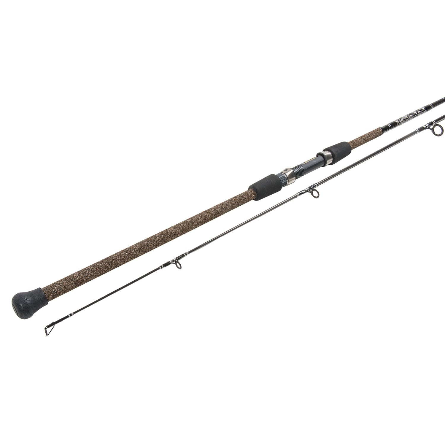 Lamiglas surf king spinning rod 9 2 piece 6826y save 26 for 2 piece fishing rod