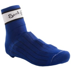 SockGuy Cycling Shoe Cover Sock (For Men and Women)